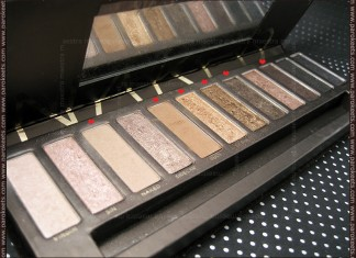 Maestra's Summer Favorites (July 2012): Urban Decay Naked Palette
