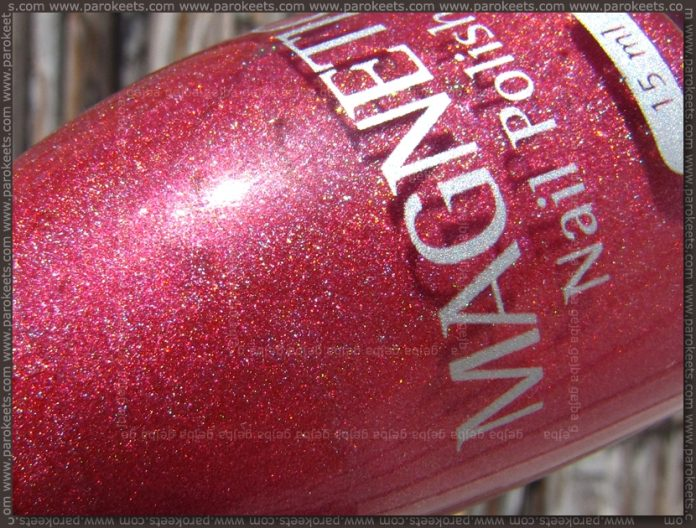 Magnetic Radiant Red