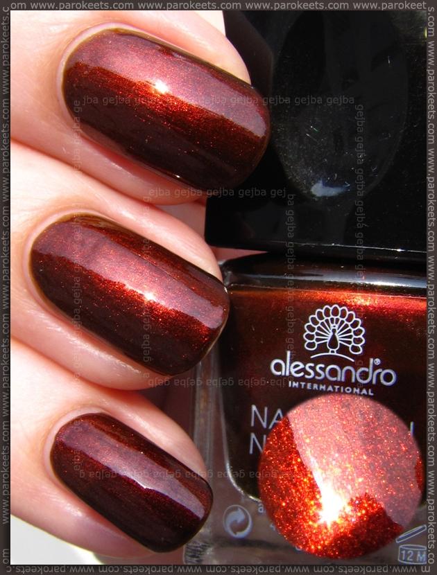 Alessandro Adore Me LE - Luscious Brocade sun