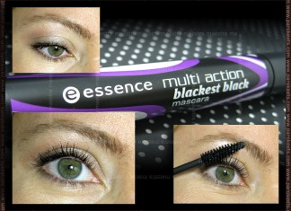 Swatch: Essence - Multi Action Blackest Black Mascara