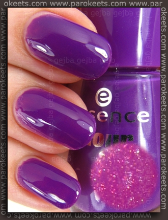 Essence Break Through nail polish