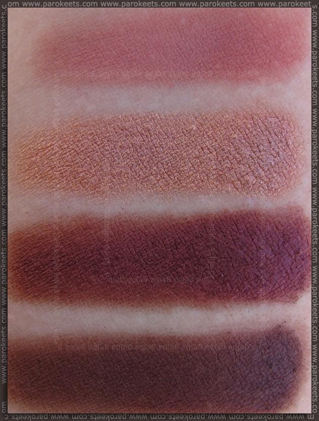 Kiko Lavish Oriental - Sensuous Burgundy eyeshadow palette
