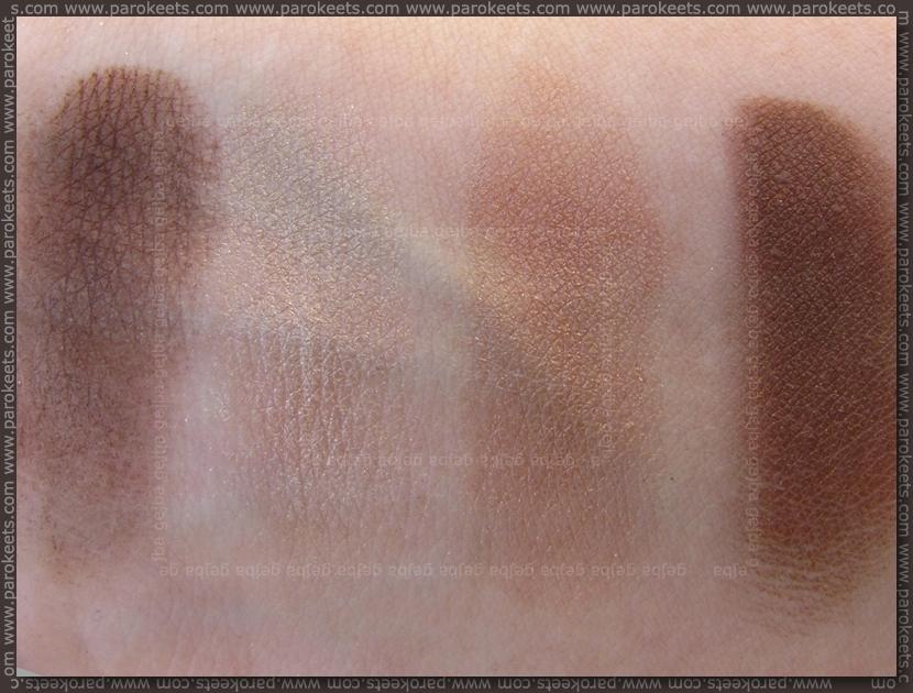Kiko Lavish Oriental - Sumptuous Mocha eyeshadow palette