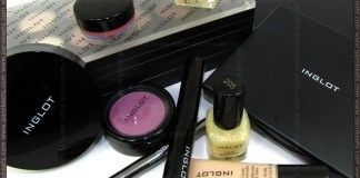 My Inglot cosmetics collection by Gejba