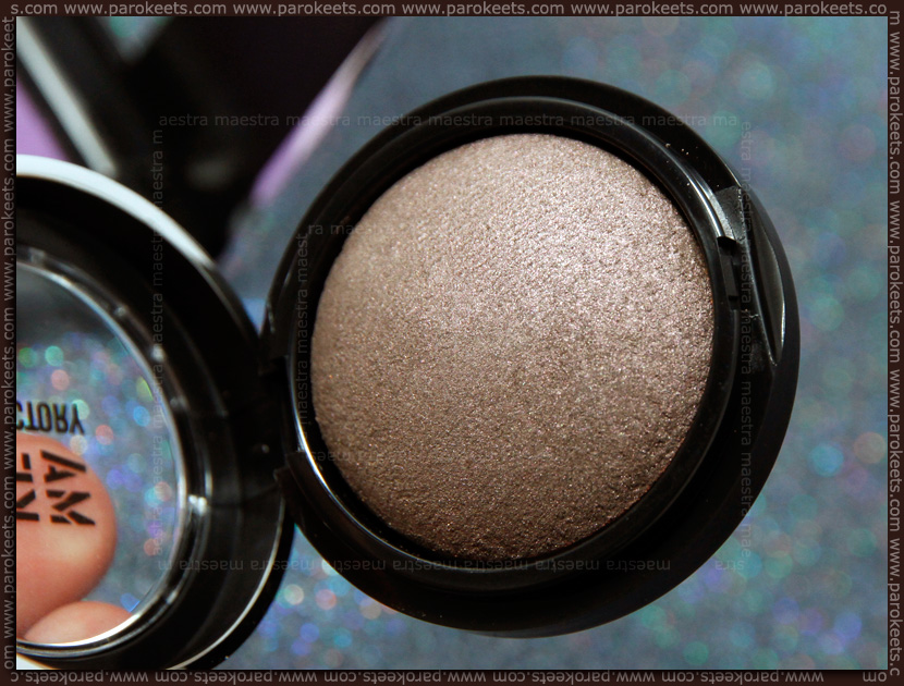 Make Up Factory: Fall Winter 2012 - Eye Shadow No. 15 Havana Brown
