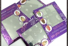 New Essence stamping plates fall 2012