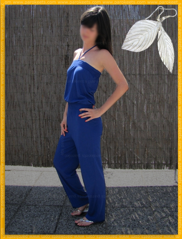 Snow White - Jumpsuit outfit for Parokeets blog