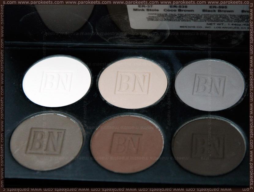 Ben Nye - Glam Shadow Palette ESP 954