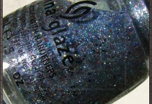 China Glaze Liquid Crystal bottle