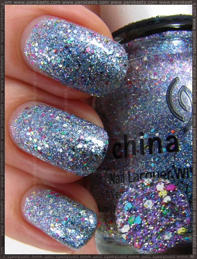 China Glaze Liquid Crystal (lightbox)
