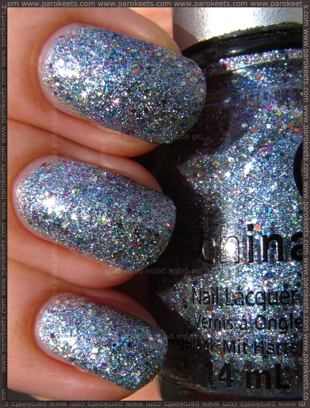 China Glaze Liquid Crystal (sun)