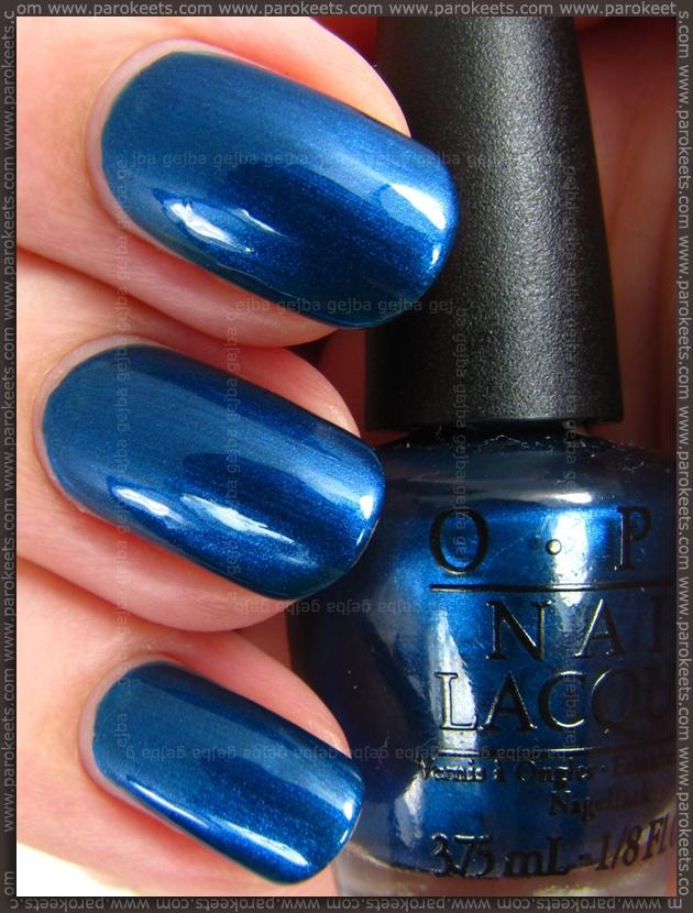 OPI Germany - Unfor-greta-bly-Blue