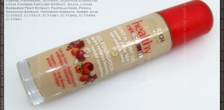 Bourjois Healthy Mix liquid foundation