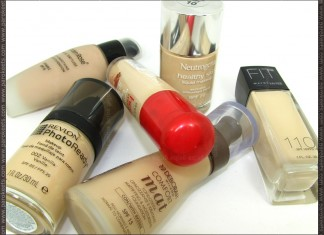 Liquid foundations waiting for review