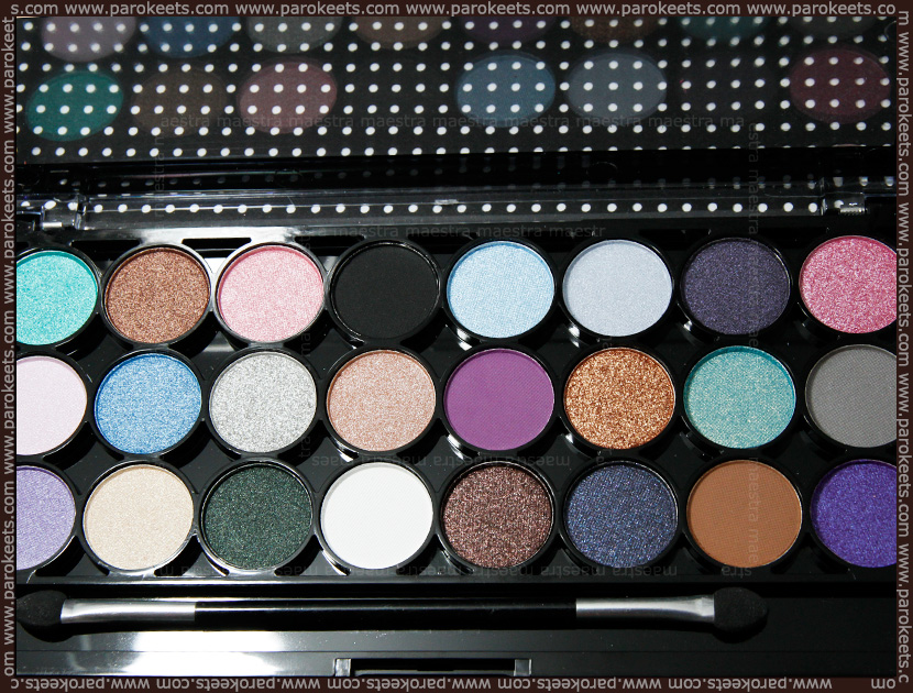 MUA - Immaculate Collection make up palette