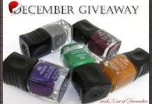 Alessandro Adore Me giveaway at Parokeets blog