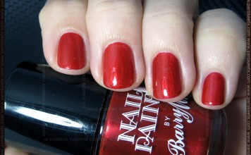 Swatch: Barry M - Retro Collection: Lady In Red