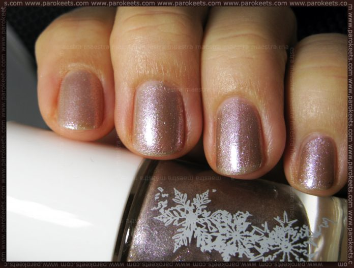 Swatch: Catrice Siberian Call LE: Rest In The Forest