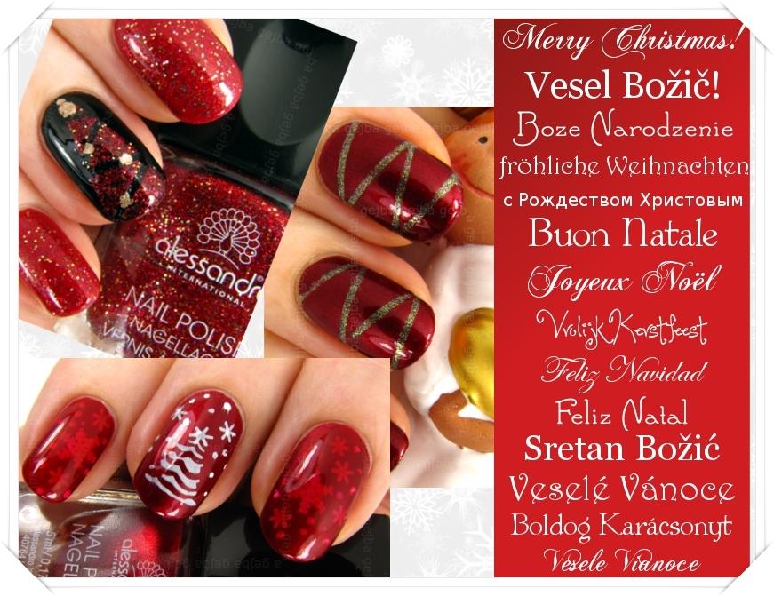 Christmas card from Gejba Parokeets
