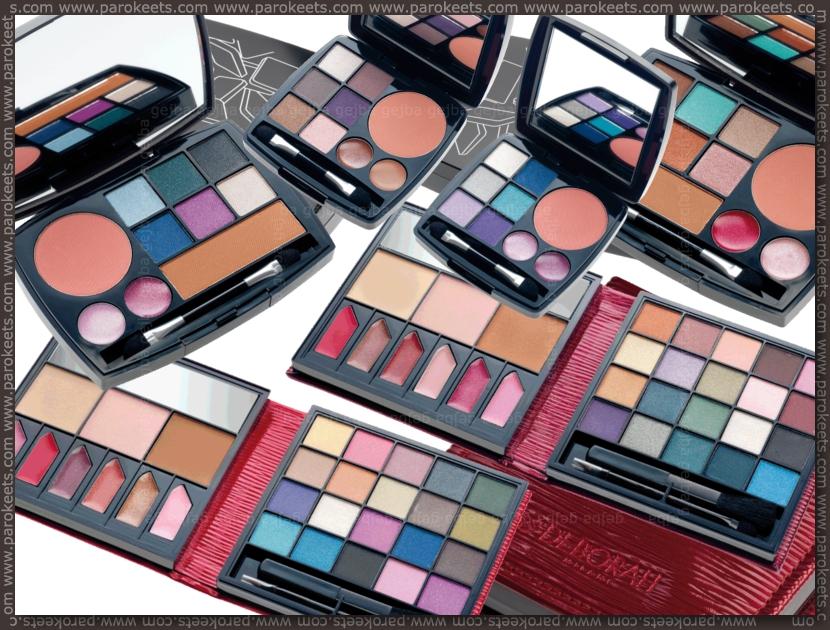 Deborah Vanity Secret, Quick Perfect gift palettes