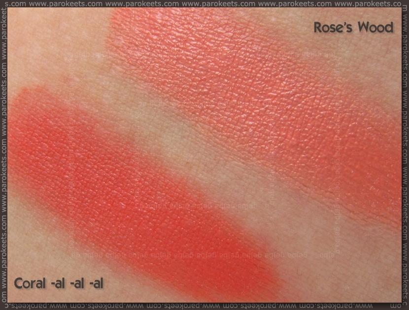 Catrice Siberian Call - Coral -Al -Al -Al, Rose's Wood cream to powder blush