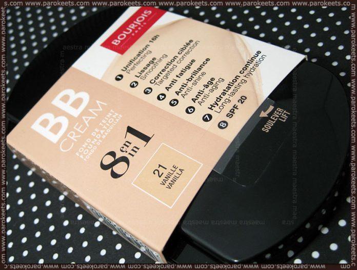 Bourjois - BB Foundation 8in1: Vanilla