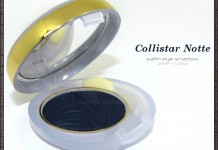 Collistar Notte 03 (Satin eye shadow)
