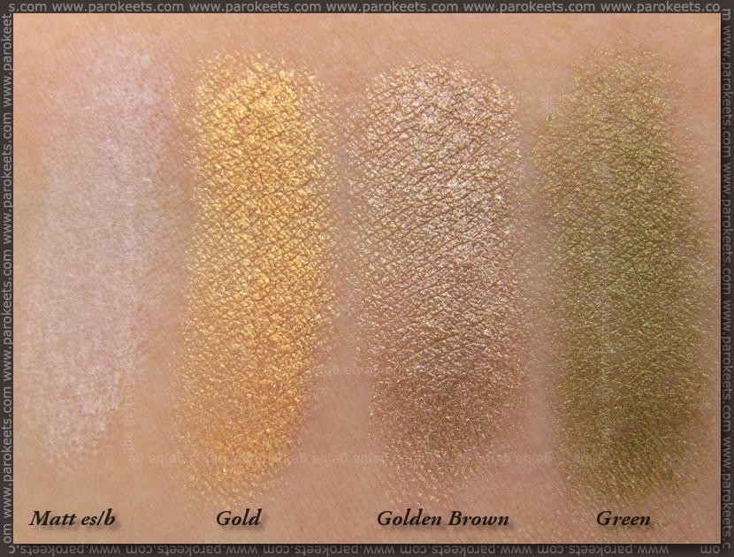 Gosh Mineral Waterproof Eye Shadow, Eyeshadow Base