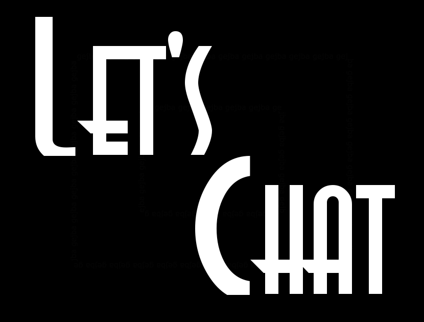 Let's chat - Parokeets blog