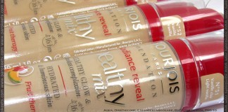 Bourjois Healty Mix new 2013 liquid foundation + INCI
