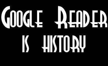 Google Reader alternatives by Parkeets blog