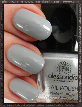 Alessandro Grey Sparkle (Sweet, Sweet Flowers LE)