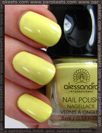 Alessandro Sunny Glow (Sweet, Sweet Flowers LE)