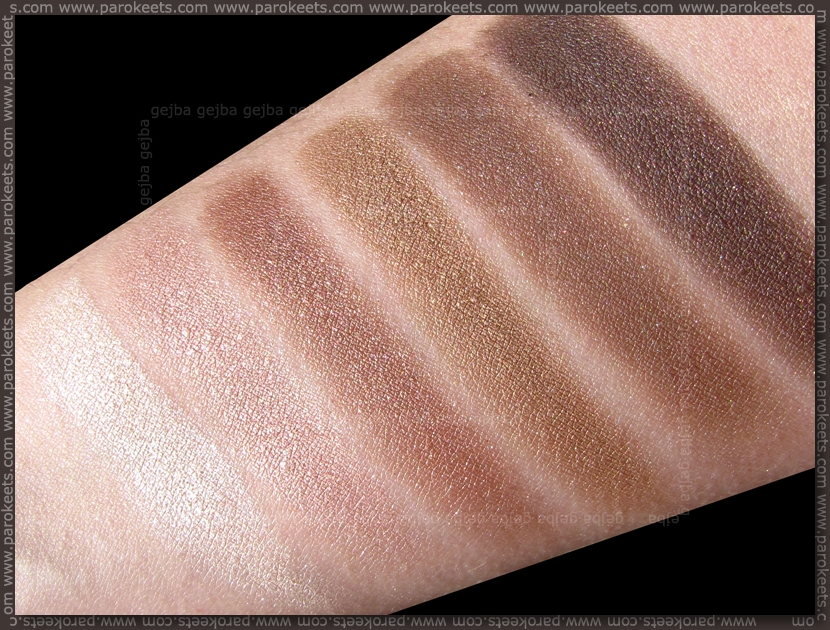 Catrice Absolute Nude eyeshadow palette (sun)