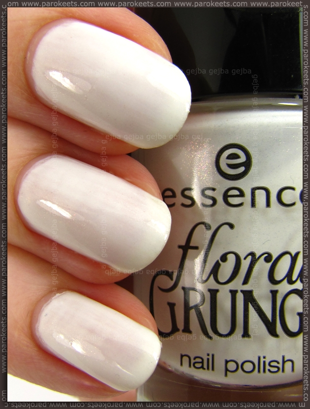 Essence Floral Grunge LE - Lily Bloom