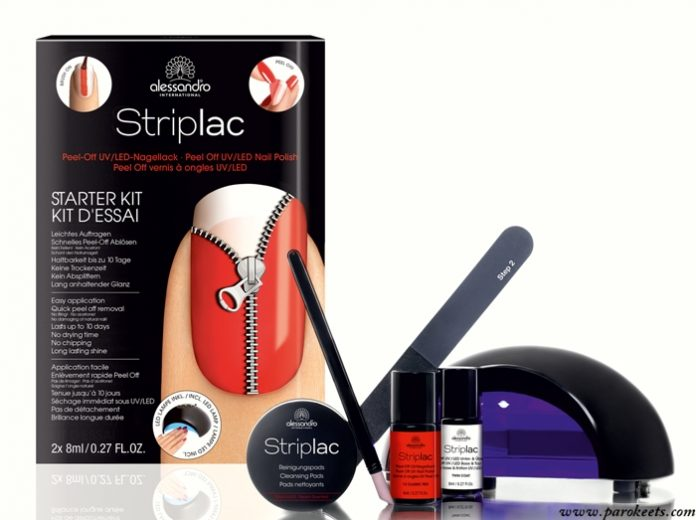 Alessandro Striplac kit