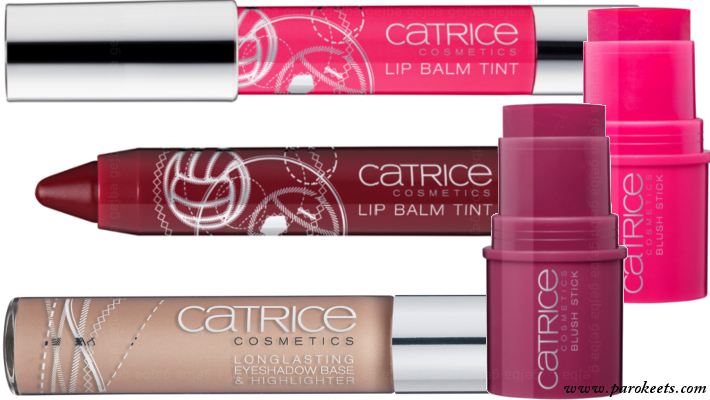 Catrice Matchpoint limited edition (preview)