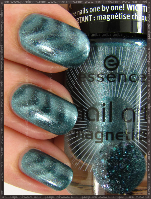 Essence Witch You Were Here + Fancy Edge magnet