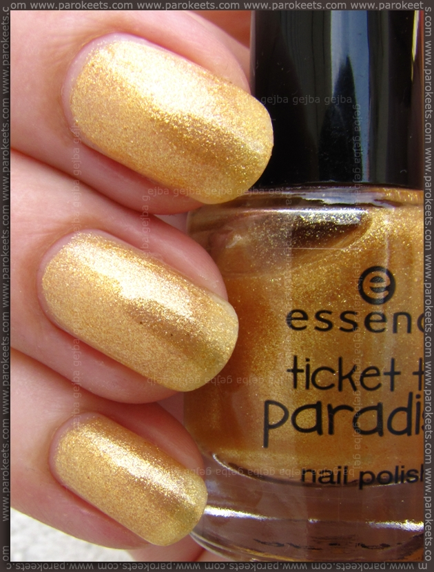 Essence Ticket To Paradise - Tropical Heat