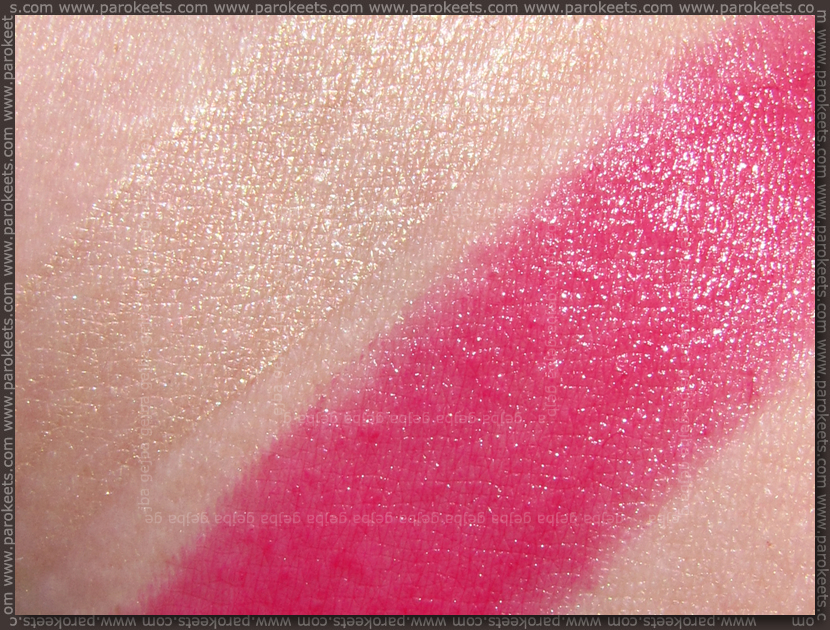 Catrice Matchpoint LE - Lip Balm Tint, Eyeshadow Base & Highlighter (sun)