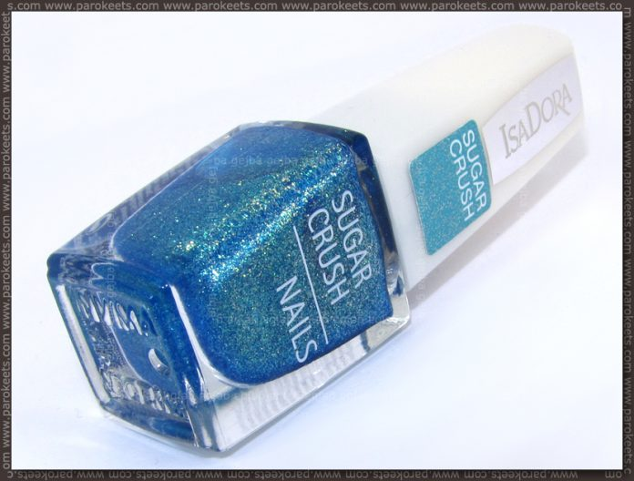 IsaDora Sugar Crush LE - Ocean Crush bottle (lightbox)