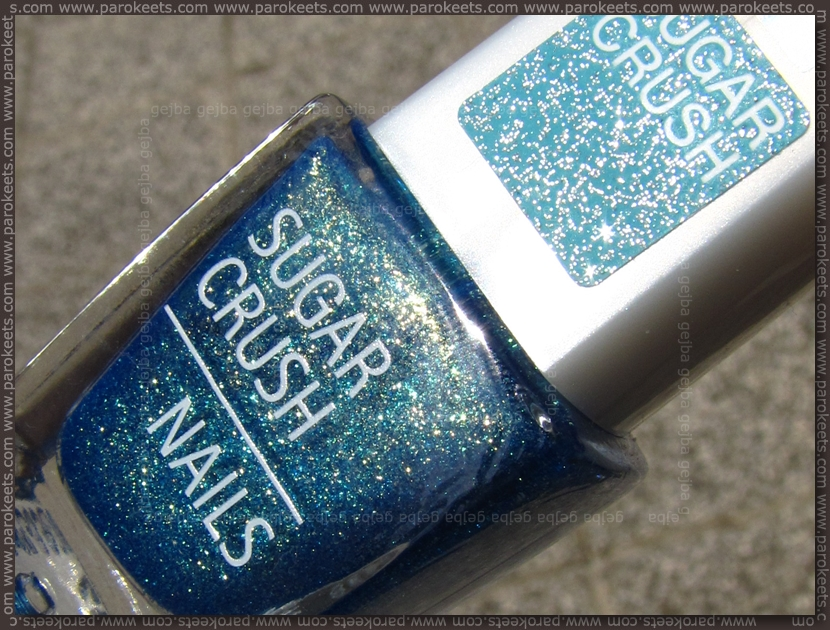 IsaDora Sugar Crush LE - Ocean Crush bottle (sun)