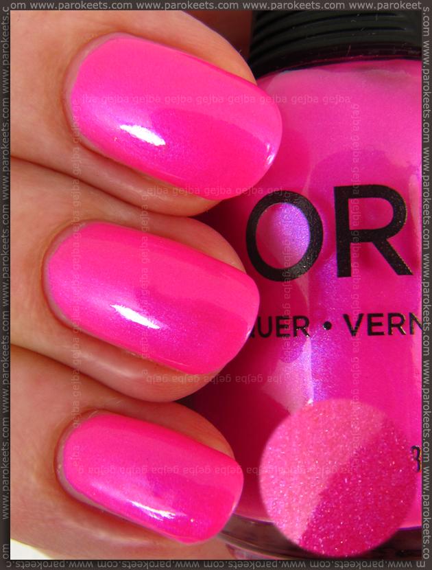 Orly Oh Cabana Boy nail polish swatch