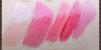 Pastel Supergloss, Eveline Super Long Lasting Liquid Lip Tint