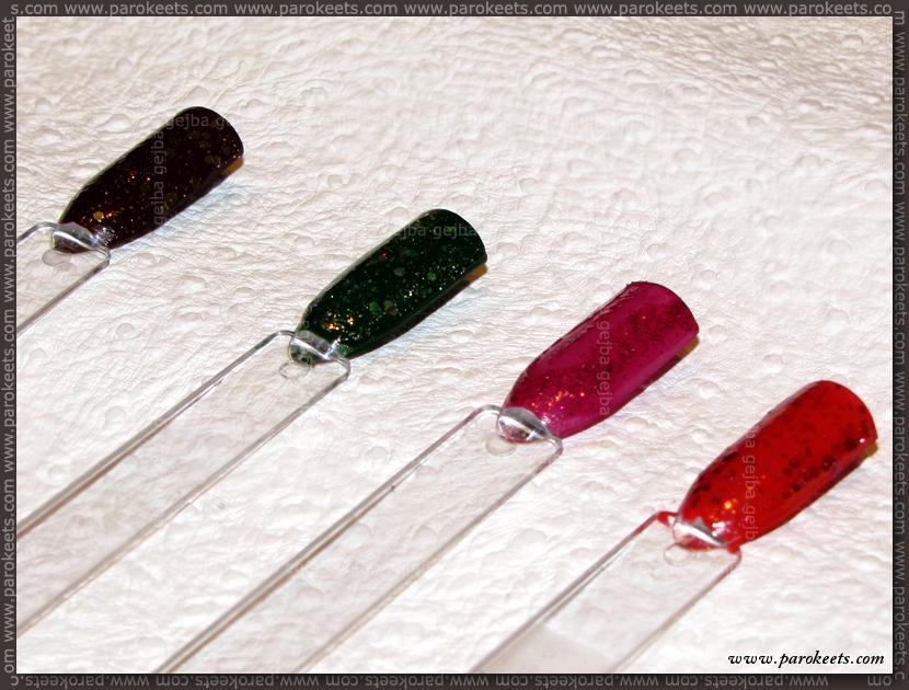 Essence Happy Holidays LE nail polish swatch