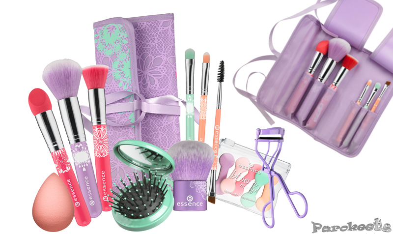 Essence Bloom Me Up tools preview