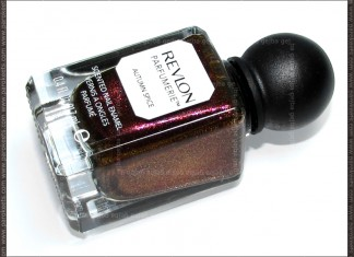 Revlon Parfumerie Autumn Spice bottle