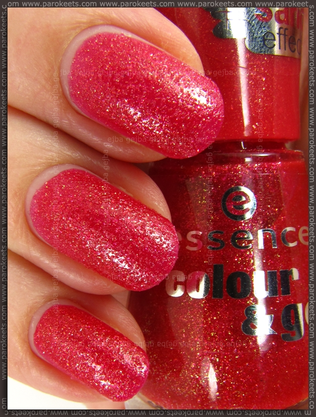 Essence Me & my lover nail polish