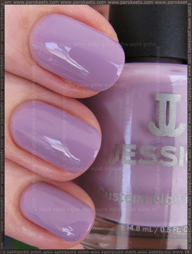 Jessica In Bloom LE - Awakening swatch