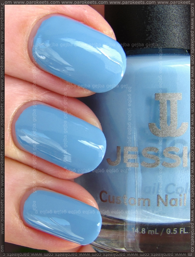 Jessica In Bloom LE - Enchanting swatch